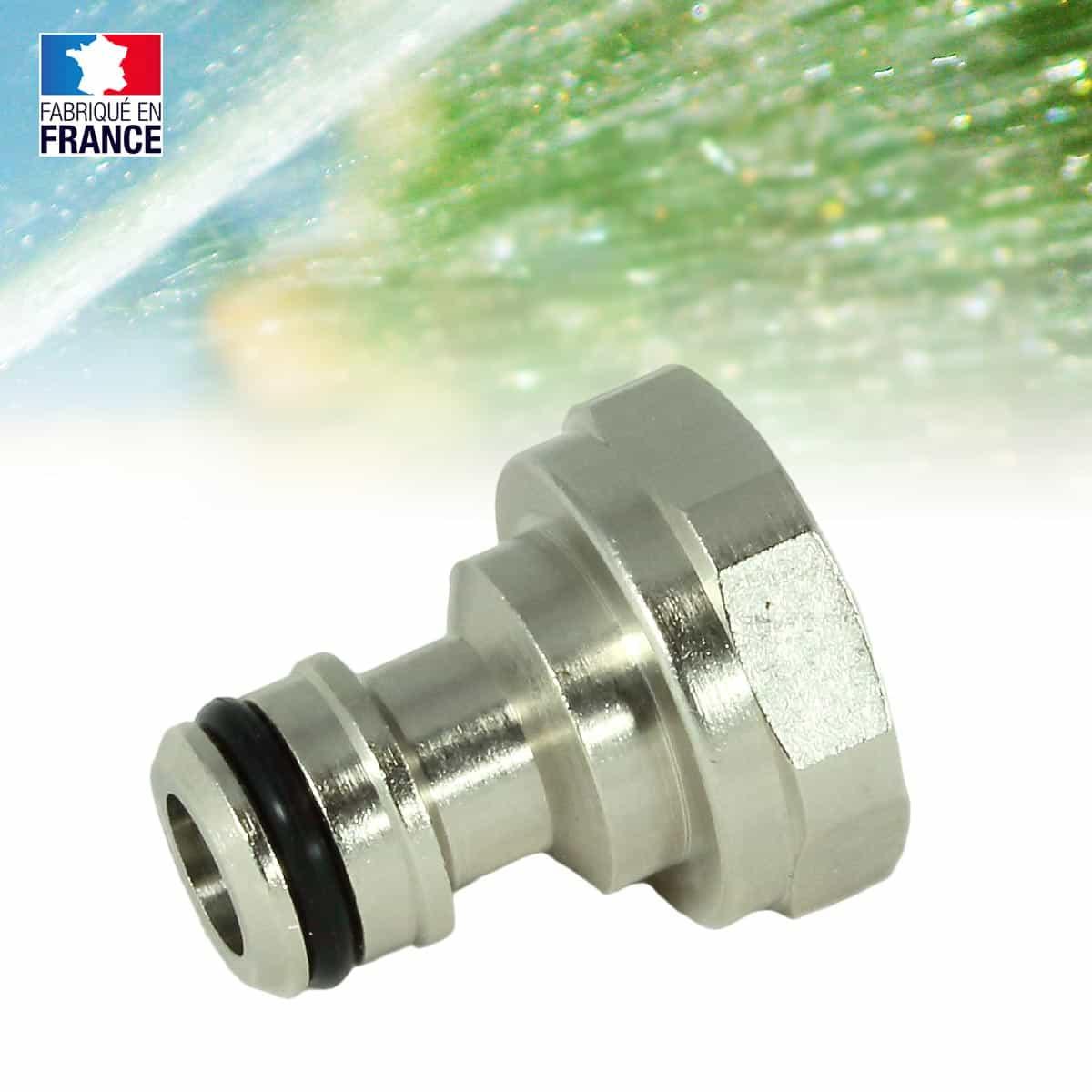 Adaptateur robinet - Reparer mitigeur thermostatique douche ...