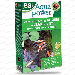 Anti Algues AquaPower 80m3