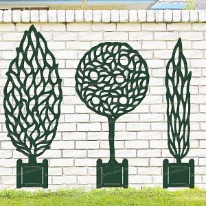 Voir nos objets décoratifs en métal pour le jardin | jardins ...