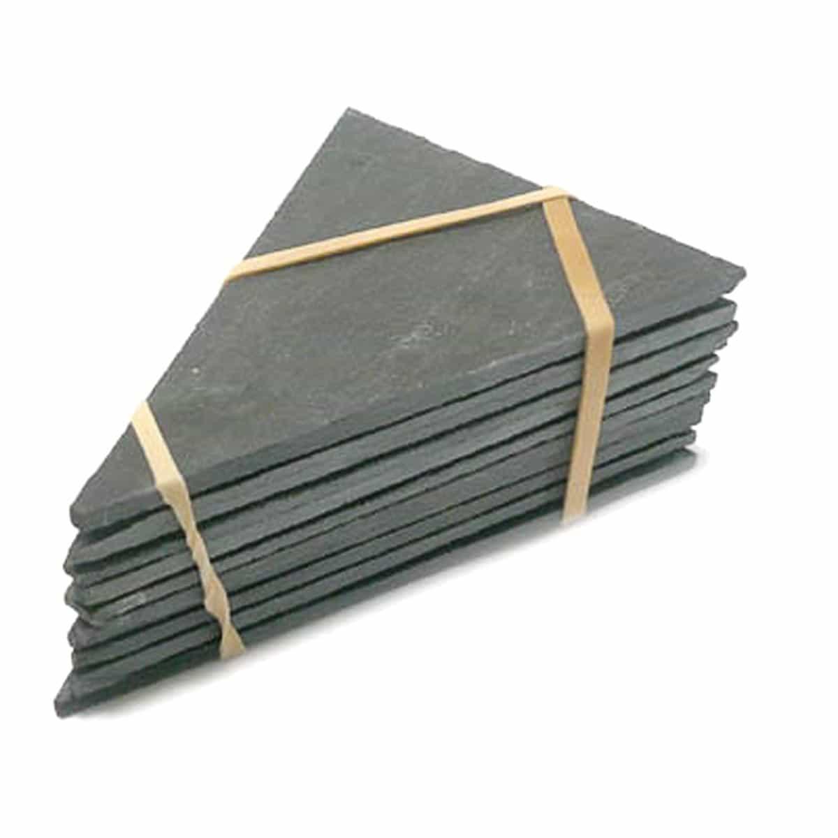 ardoise triangulaire piquer au sol 75x105mm x10 etiquette et support ardoise. Black Bedroom Furniture Sets. Home Design Ideas