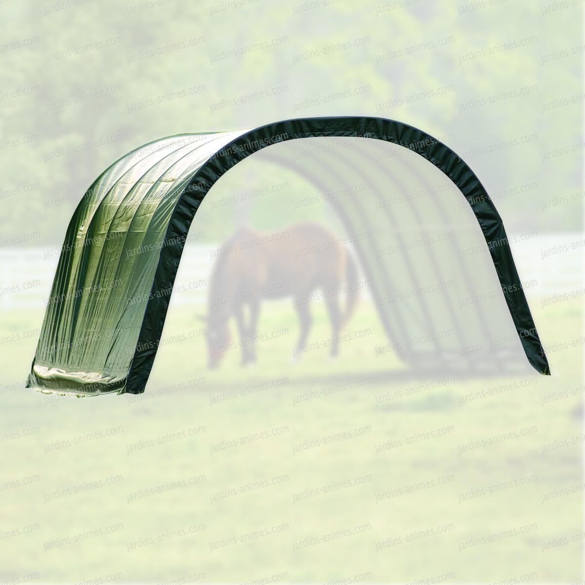 B che pour abri en toile pour chevaux de mobilier - Toile goudronnee pour abri de jardin ...