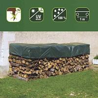Bâche de protection spéciale tas de bois - 1.5m x 6m