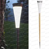 Balise lumineuse solaire Roseau Haut 130cm
