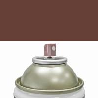 Bombe aérosol 400ML retouche peinture couleur Brun