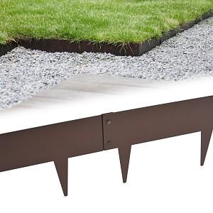 Bordure de jardin vente au meilleur prix jardins - Bordure de jardin metal ...