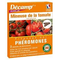 Phéromone mineuse de la tomate - 3 mois (2 capsules)
