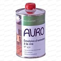 Entretien des sols a la cire 1L Auro 431