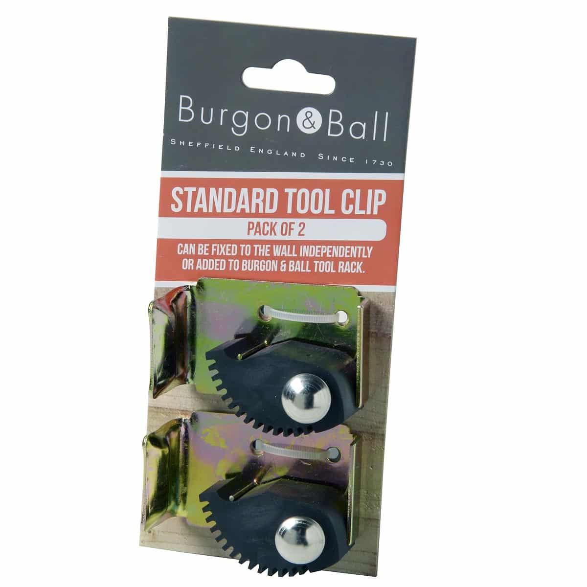 2 clips support outils accessoires pour outils de jardin. Black Bedroom Furniture Sets. Home Design Ideas