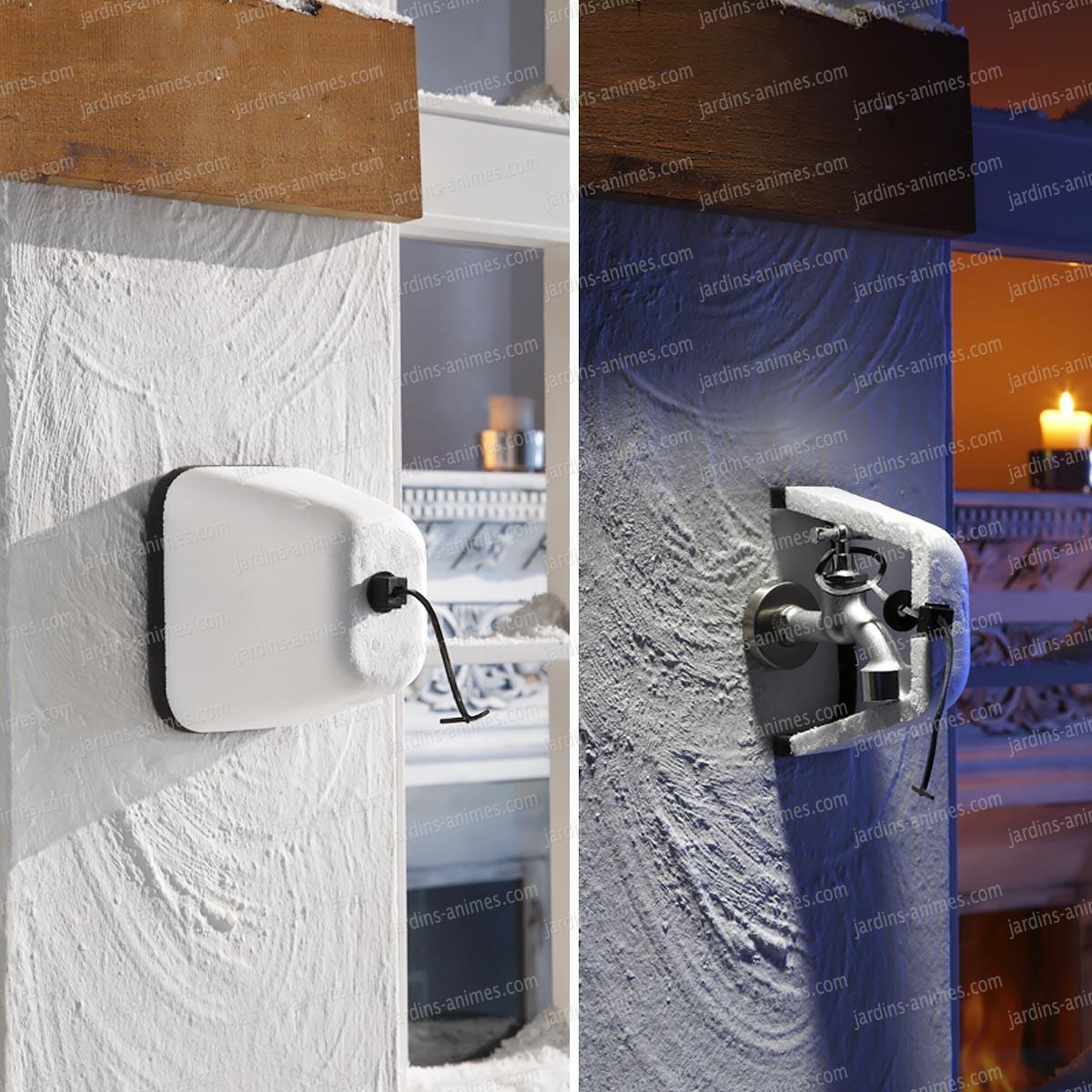 habillage robinet extrieur best installer et habiller une baignoire with habillage robinet. Black Bedroom Furniture Sets. Home Design Ideas