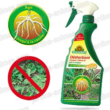 D sherbant finalsan ultima neudorff 750ml - Desherbant total efficace ...