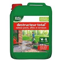 Destructeur total 5L - nettoyage dalles et terrasses