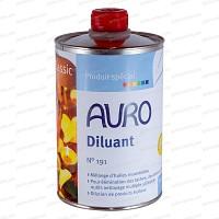 Diluant Végétal 1L nettoyage Auro 191