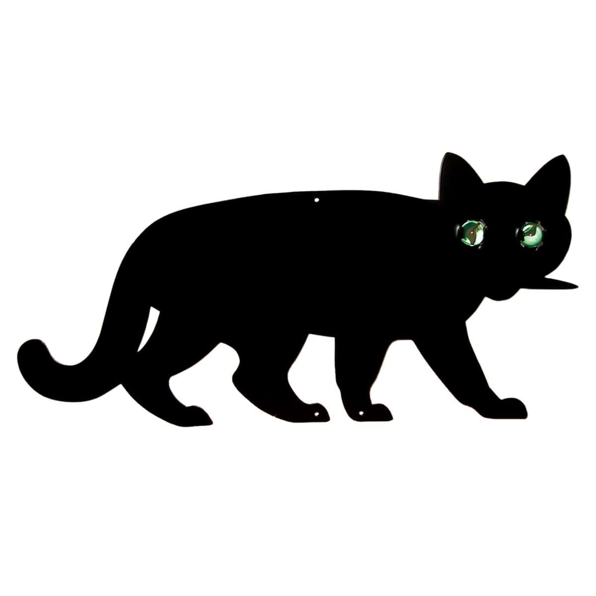 Effaroucheur corps de chat protection des r coltes - Comment eloigner les chats de mon jardin ...