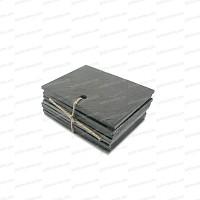 Etiquette ardoise 70x50mm X10
