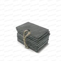 Etiquette ardoise 95x70mm X10