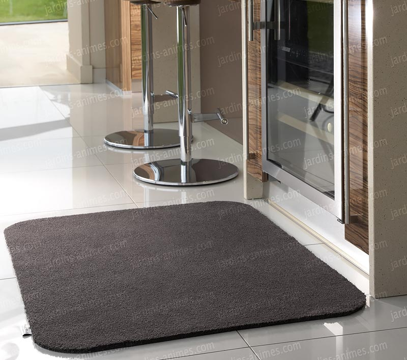 paillasson uni tapis ultra absorbant 100 recycl paillasson nettoie bottes. Black Bedroom Furniture Sets. Home Design Ideas