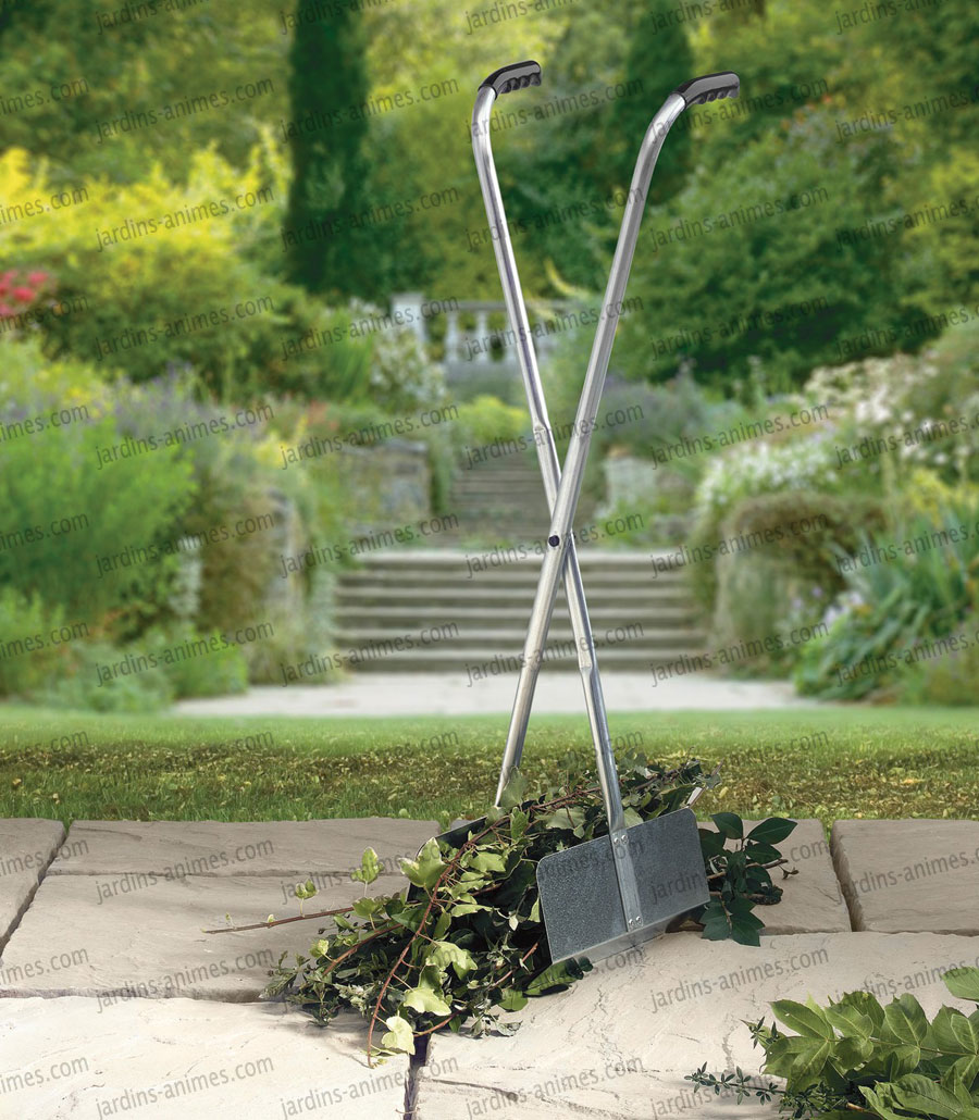 Jardins anim s jardin utile outils de jardin outil for Entretien outils jardin