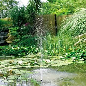 Pompe solaire bassin 500 sujet fontaine pompe bassin for Pompe pour bassin aquatique