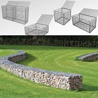 Gabion<br>cage métallique