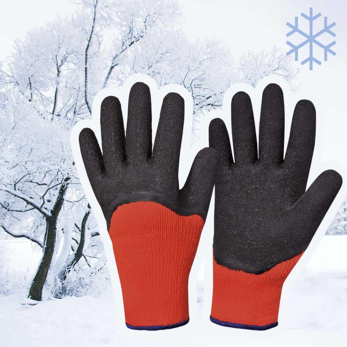 gants chauds polyvalents pour le jardin mains frileuses equipement du jardinier. Black Bedroom Furniture Sets. Home Design Ideas