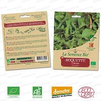 Roquette Cultivée graine semence bio