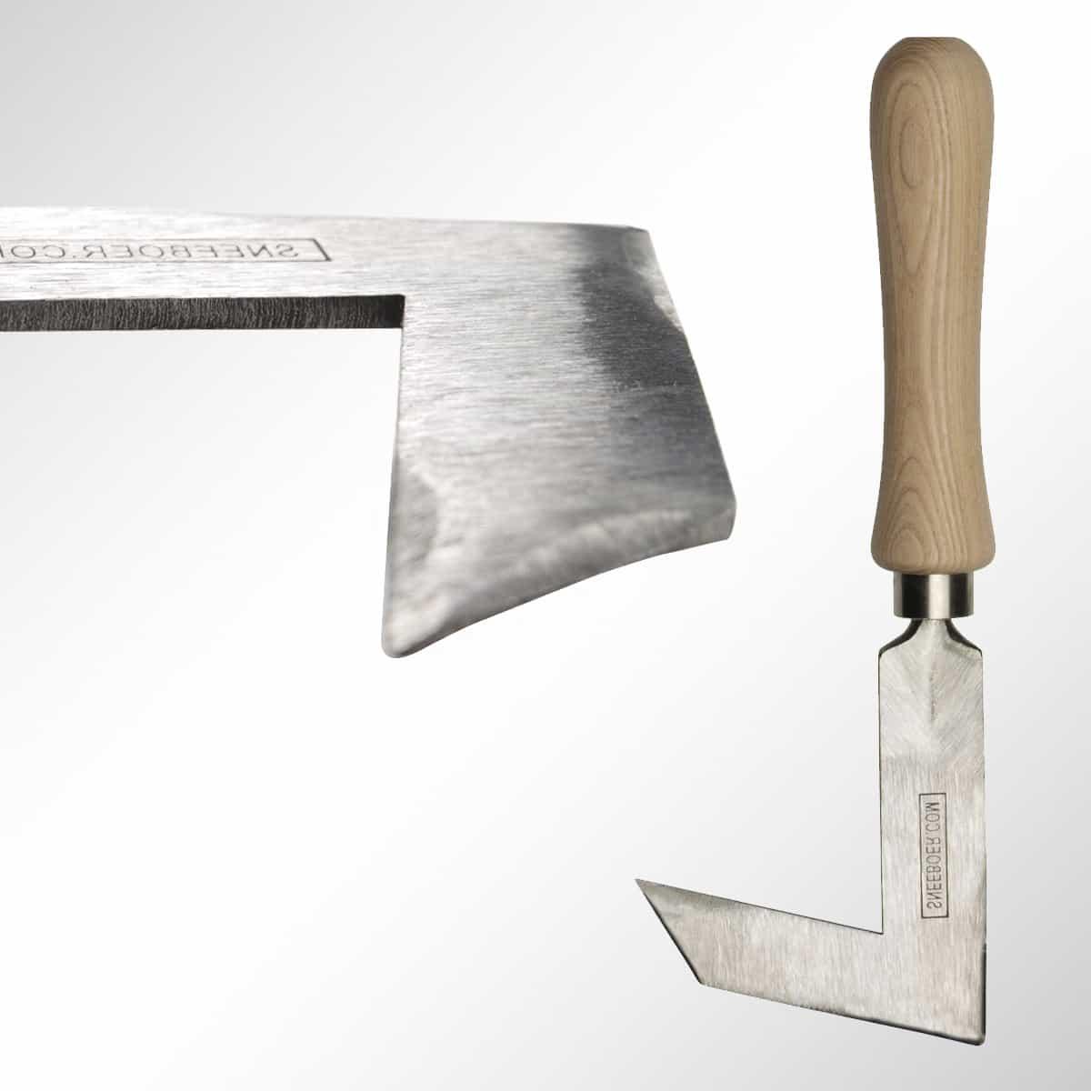 grattoir mousse et mauvaises herbes sneeboer outils une main sneeboer. Black Bedroom Furniture Sets. Home Design Ideas