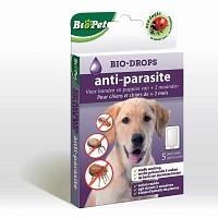 Dosette écologique Chien insectifuge x5