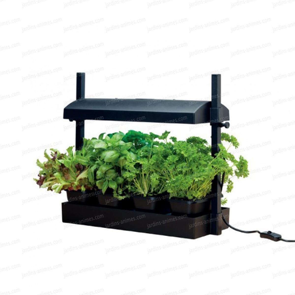 potager d 39 int rieur lampe de croissance horticole hydroponie lampe floraison. Black Bedroom Furniture Sets. Home Design Ideas