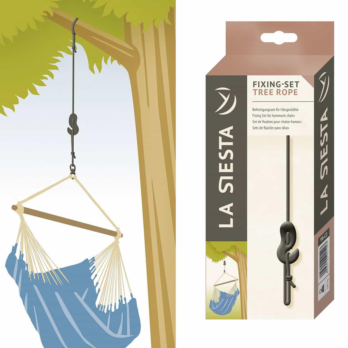 kit de fixation arbre pour chaise hamac hamacs tentes et voiles. Black Bedroom Furniture Sets. Home Design Ideas