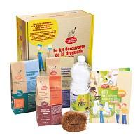 Kit pour fabriquer ses produits ménagers écologiques