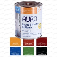 Laque brillante 0.75L Auro 250