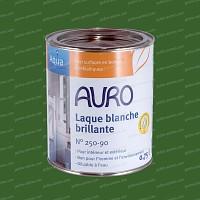 Laque brillante Vert 0.75L Auro 250-65