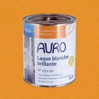 Laque brillante Jaune Ocre 0.75L Auro 250-15