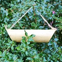 Mangeoire pour coccinelles en bambou