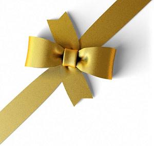 un cheque cadeau pour offrir du bonheur