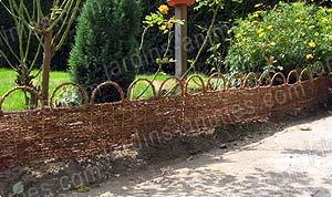 bordure de jardin arche palme bordure de jardin. Black Bedroom Furniture Sets. Home Design Ideas