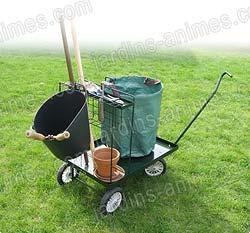 chariot de jardin sac baquet sac baquet seau chariot. Black Bedroom Furniture Sets. Home Design Ideas