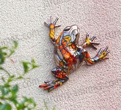 Grenouille Déco en céramique - Figurines décoratives