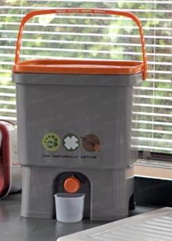 composteur de cuisine bokashi micro organismes composteur. Black Bedroom Furniture Sets. Home Design Ideas