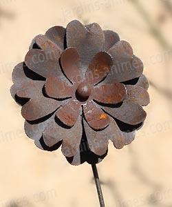 tuteur fleur decorative en fer forg tuteurs d coratifs. Black Bedroom Furniture Sets. Home Design Ideas