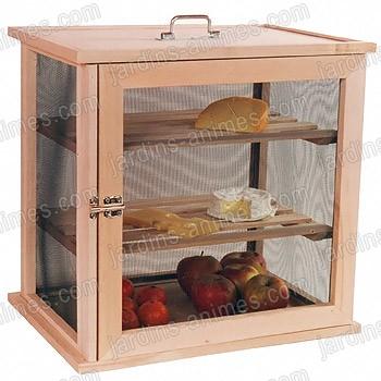 Garde manger grand mod le accessoire ustensile cuisine for Meuble garde manger