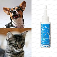 Nettoyant Yeux chien, chat, NAC 100ml