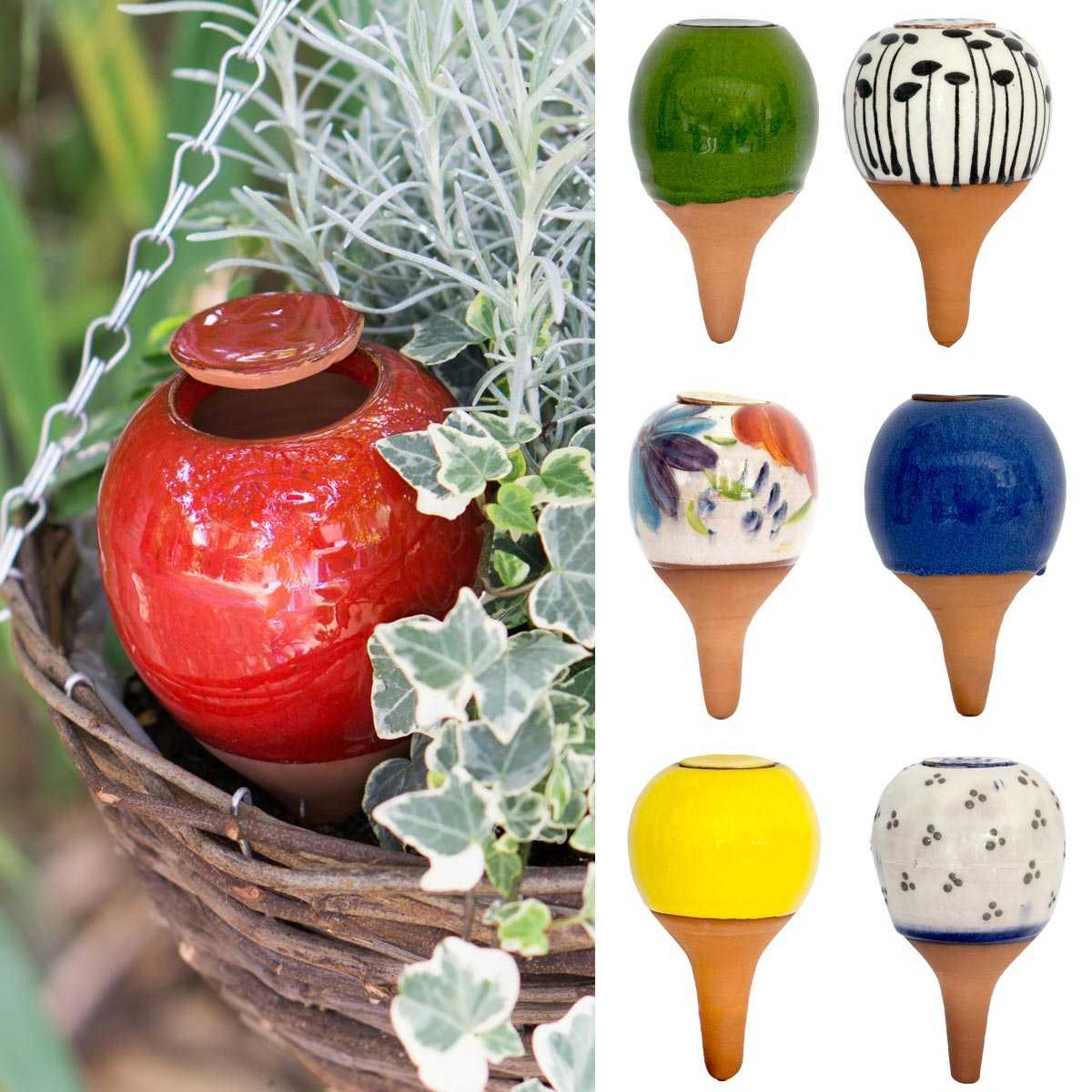100 Remarquable Idées Réserve D Eau Pour Plantes En Pot