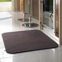 Paillasson uni tapis ultra absorbant 100% recyclé