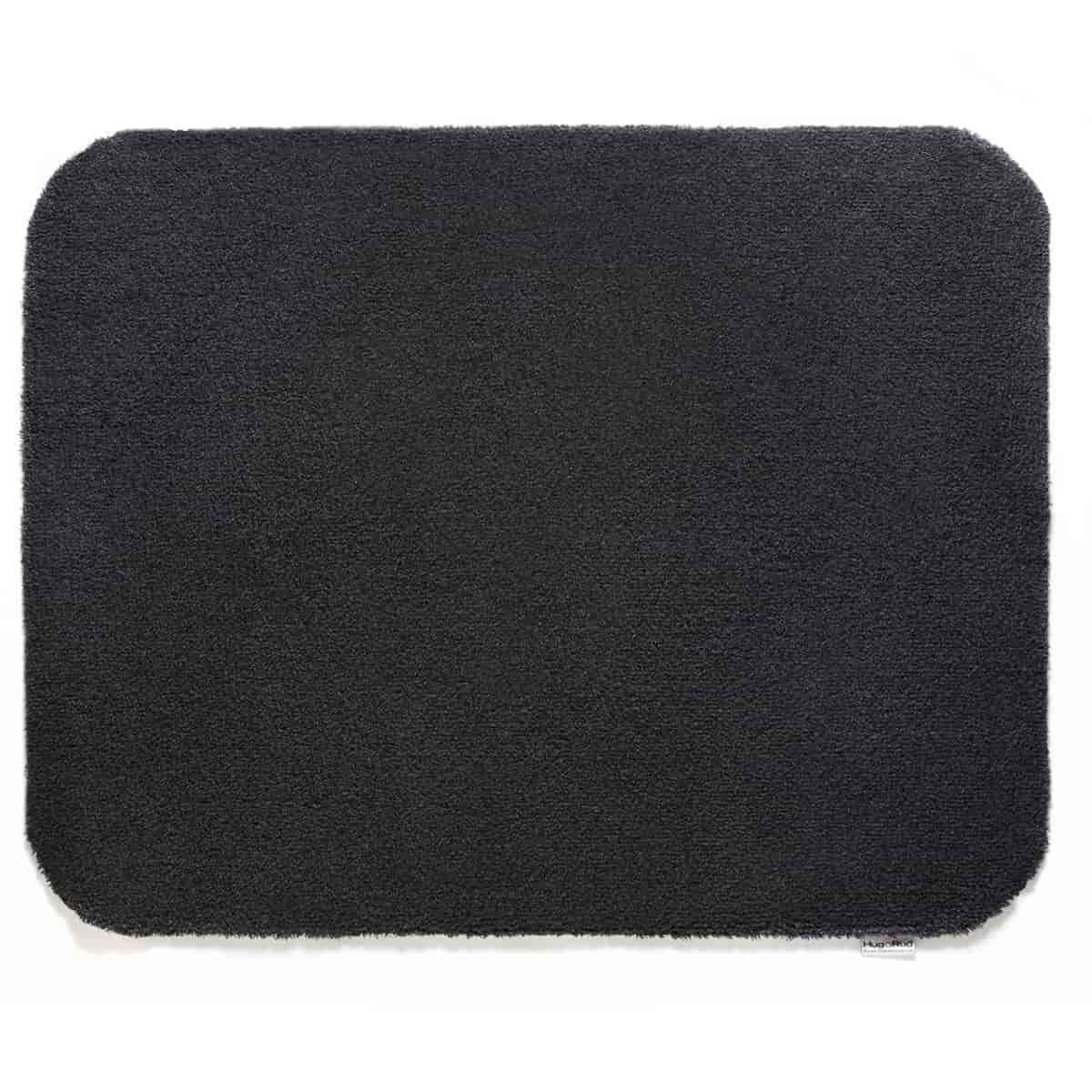 paillasson tapis charcoal 100 recycl 75x50cm paillasson nettoie bottes. Black Bedroom Furniture Sets. Home Design Ideas