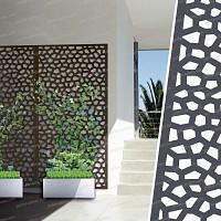 Panneau décoratif MOSAIC 1m x 2m en résine haute qualité