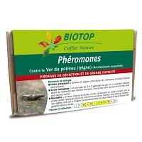 Phéromone teigne du poireau, oignon, ail- 3 mois (2 capsules)