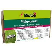Phéromone contre la zeuzère du poirier et pommier - 3 mois (2 capsules)