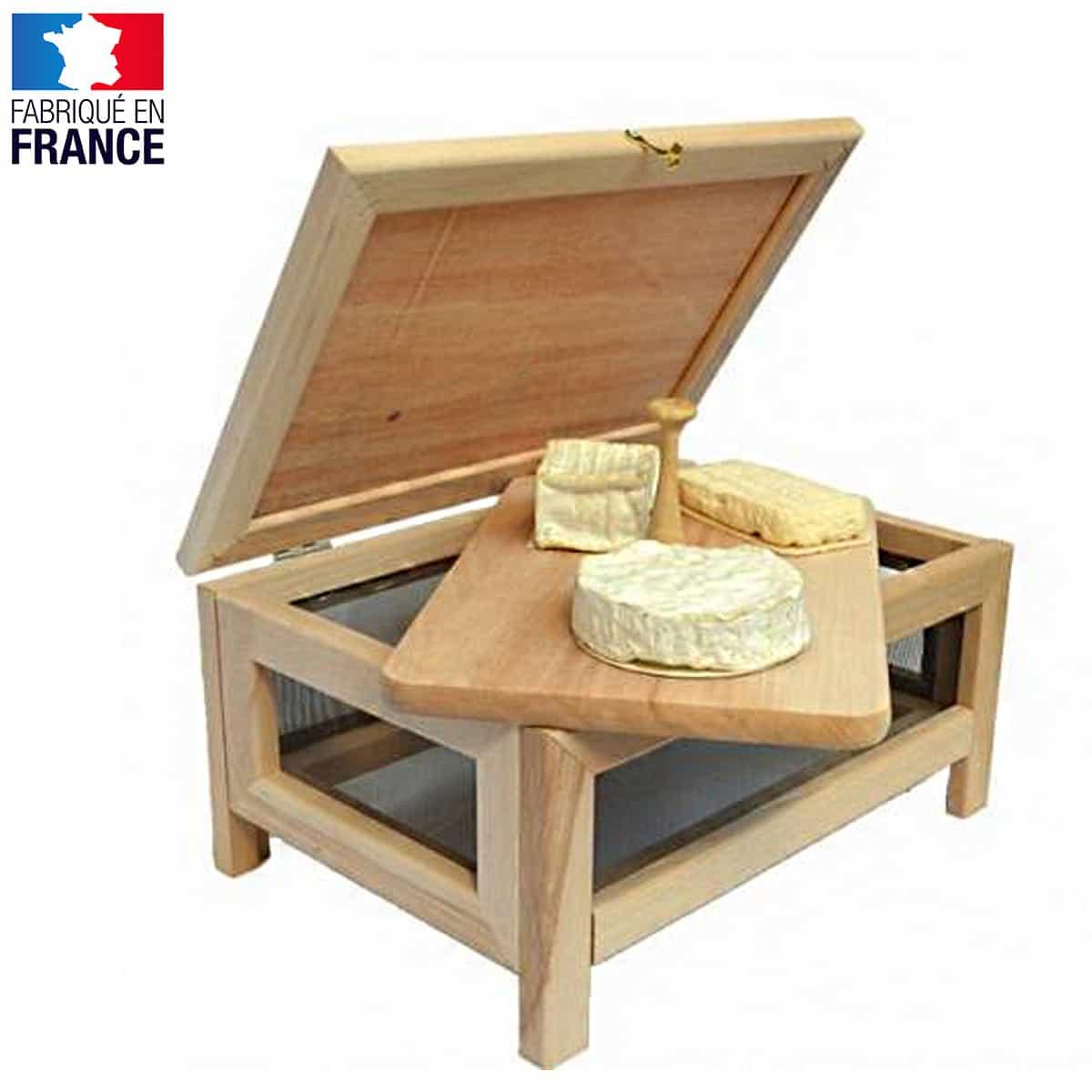 cave fromage avec plateau accessoire ustensile cuisine. Black Bedroom Furniture Sets. Home Design Ideas