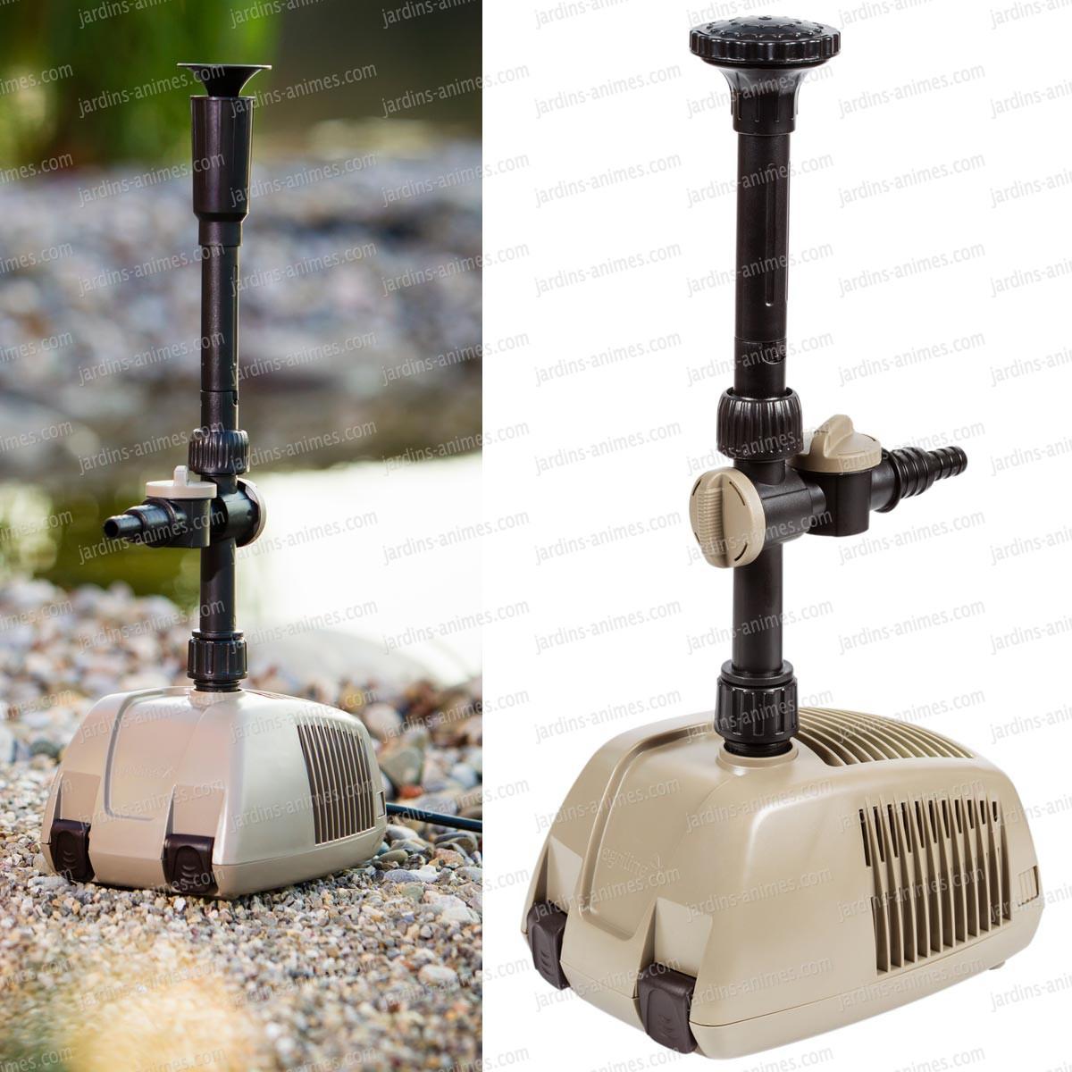 Pompe bassin et jet d 39 eau teira 2001 sujet fontaine for Sujet decoratif pour jardin